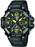 Casio Collection Herren-Armbanduhr XL Collection Analog Quarz Resin MCW-100H-9AVEF