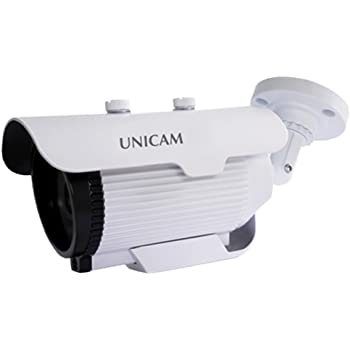 Unicam UHD Long Distance Real Time Transmission Bullet Camera with 6 mm Lens