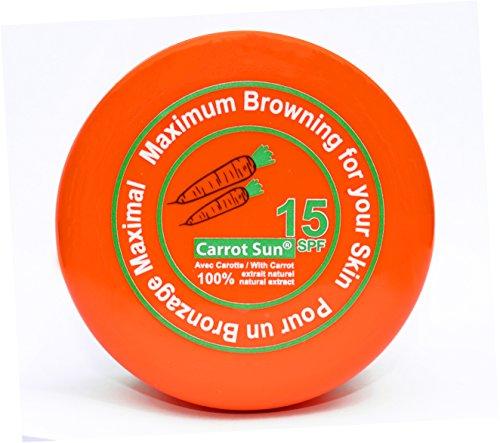Carrot Sun - Crema zanahoria aceleradora bronceado