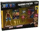 One Piece Luffy E Chopper Figure Set - Obyz - amazon.it