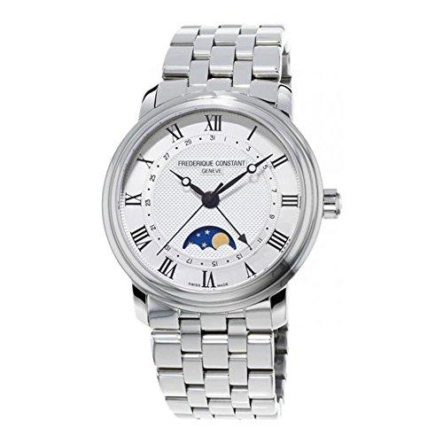 frederique-constant-homme-bracelet-boitier-acier-inoxydable-cadran-argent-analogique-montre-fc-330mc