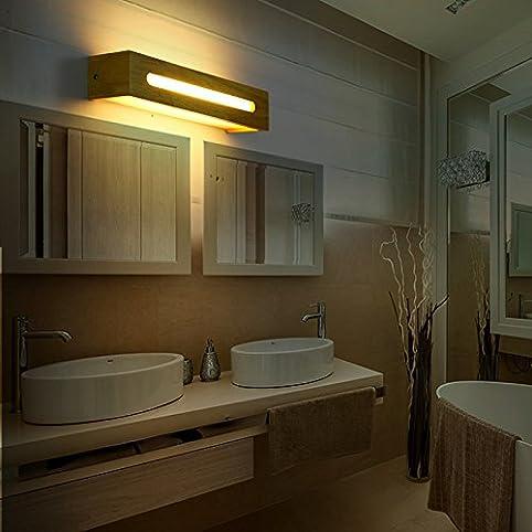 Badewanne Spiegel Lampen, Moderne Scheinwerfer Wasserdicht Bad Wandleuchten  Bad Beleuchtung Schminkleuchte Minimalismus Spiegelleuchten Led: Amazon.de:  ...