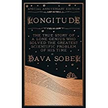 Longitude: Special Anniversary Edition by Dava Sobel (27-Feb-2014) Hardcover