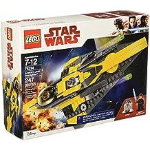 LEGO Star Wars 75214 - Anakins Jedi Starfighter (247 Piezas)