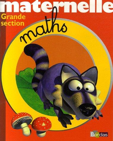 Pack Maternelle GS en 2 volumes : Maths ; Graphisme : Avec une montre