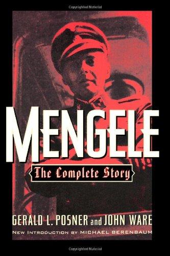 Mengele: The Complete Story por Gerald L. Posner