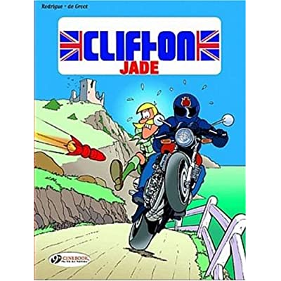 Clifton - tome 5 Jade (05)
