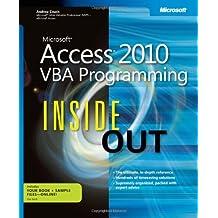 Microsoft® Access® 2010 VBA Programming Inside Out