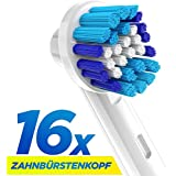 caretist brossettes de rechange, compatible avec Braun Oral B Precision Clean, EB de 20