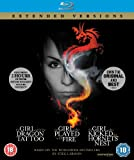 The Girl Who... Millennium Trilogy (Extended Versions) [Blu-ray] (Digipak)