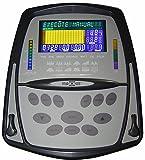 Ergometer MAXXUS Bike 7.0. Tiefer Einstieg, elektr. gesteuertes Magnetbremssystem, Trainingsprogramme, Pulsmessung, HRC-Receiver -