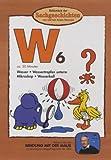 W6 - Wasser/Wassertropfen unterm Mikroskop/Wasserball  (Bibliothek der Sachgeschichten)