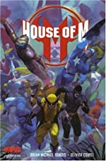 House of M de Brian Michael Bendis