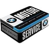 Nostalgic-Art 30737 BMW - Service, Vorratsdose Flach