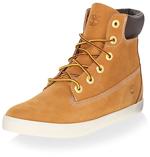 Timberland Donna Ek Glastnbury 6In Wh Wheat Safari Giallo (Miel)