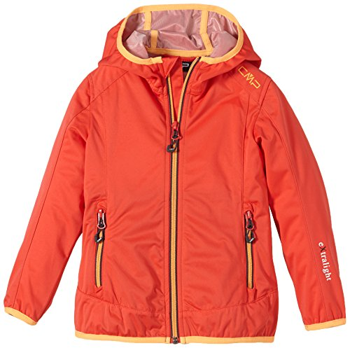 cmp-girls-softshell-jacket-red-campari-size13-years