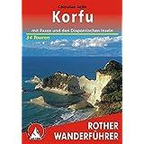 Korfu: Mit Paxos und den Diapontischen Inseln. 34 Touren (Rother Wanderführer)