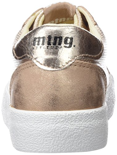 MTNG Rolling, Scarpe da Fitness Donna Rosa (Golden City Rosa Metalizadaglisten Rosa Metalizadacrack Rosa Metalizada)
