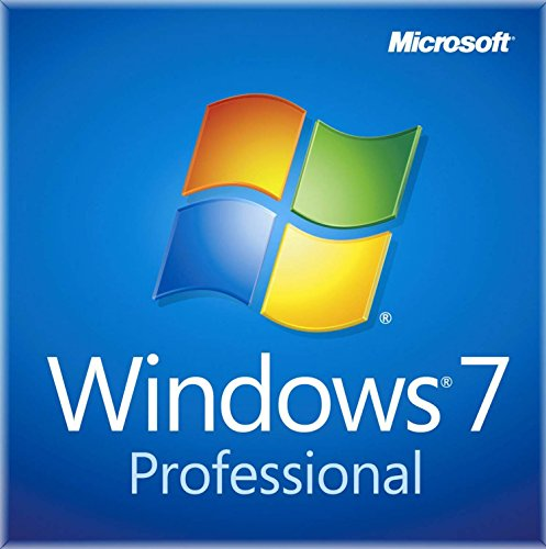 Microsoft Windows 7 professinal 32/64bit licencia Key
