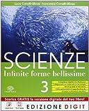 Scienze Infinite forme bellissime - Volume 3 + Volume E. Con Me book e Contenuti Digitali Integrativi online
