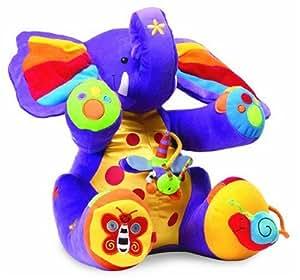 Tolo - 93130 - Peluche - Tiny l'éléphant - Tiny The Elephant