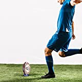 Optimum Rugby Standard Kicking Tee, Blue, One Size