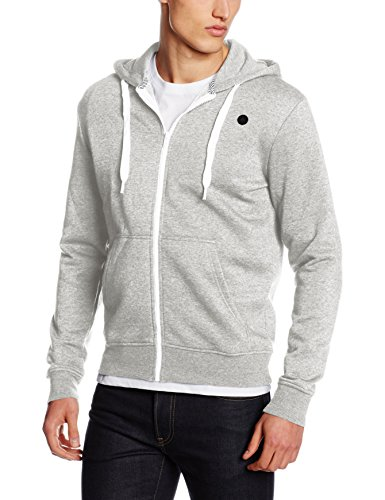 Solid Herren Sweatshirt Sweat-Teacon, Grau(8242 Lig Grey M), Small Preisvergleich