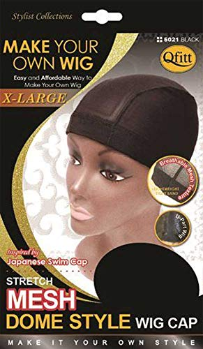 Qfitt Mesh Dome Style Wig Cap Extra Large by Qfitt