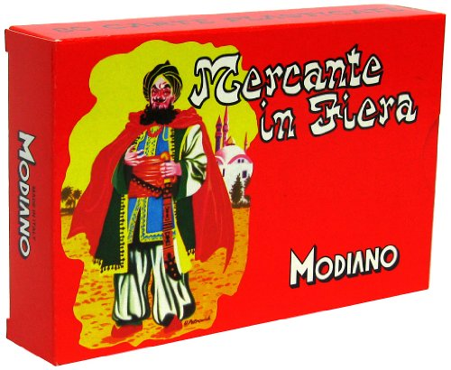 Modiano mercante in fiera 250 - carte da gioco mercante in fiera