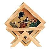 Gemstone Painting Tea Coaster Set Handicraft Gift