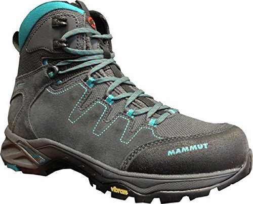 Raichle / Mammut T-Base High GTX Women graphite/pacific