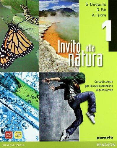 Invito alla natura. Per la Scuola media. Con espansione online: 1