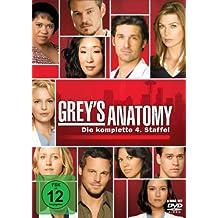 Grey's Anatomy: Die jungen Ärzte - Die komplette 4. Staffel