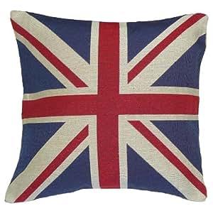 "Union Jack 17"" Cushion Cover"