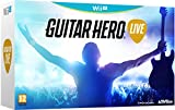 Cheapest Guitar Hero Live with Guitar Controller (Nintendo Wii U) on Nintendo Wii U