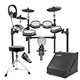 WHD 517-DX Pro Mesh Electronic Drum Kit & 30W Amp Pack
