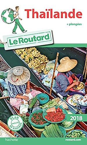 Descargar Libro Guide du Routard Thaïlande 2018: + plongées de Collectif