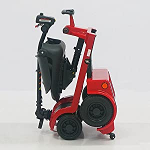 Dulexe Easy Folding Mobility Scooter