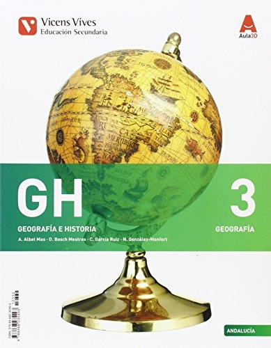 GH 3 ANDALUCIA (GEOGRAFIA) ESO AULA 3D: 000001