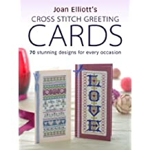 Joan Elliott's Cross Stitch Greetings Cards