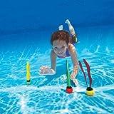 Tauchbälle Tauchball Divingball Diveball mit Schweif NEU&Original