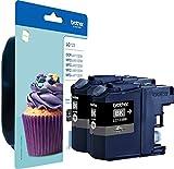 Brother LC123BKBP2DR Ink Toner Cartridge for MFCJ4510DW - Black