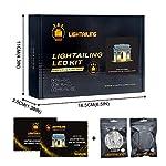 LIGHTAILING-Set-di-Luci-per-Architecture-Arco-di-Trionfo-Modello-da-Costruire-Kit-Luce-LED-Compatibile-con-Lego-21036-Non-Incluso-nel-Modello