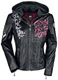 Suicide Squad Property of Joker Girl-Jacke schwarz S