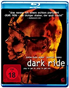 rides: Dark Ride [Blu-ray] [Alemania]
