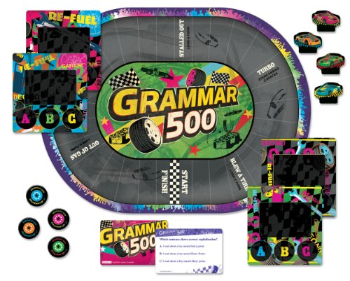 Educational Insights Grammar 500Game (Awards Game Board)