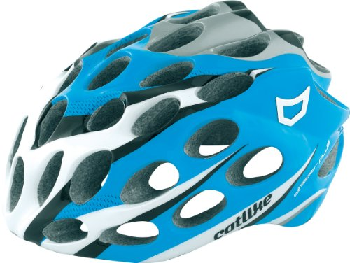 Catlike Whisper Plus - Casco de ciclismo azul azul Talla:extra-small