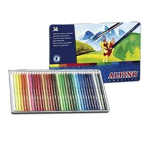 Alpino AL000005 – Lápices, 36 unidades