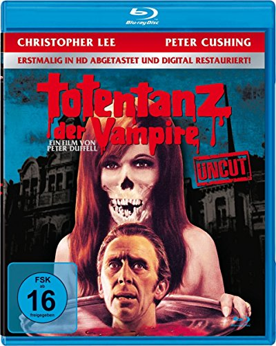 Totentanz der Vampire - uncut (digital remastered/HD neu abgetastet) [Blu-ray]