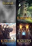 Ollanhar:  Books 1 - 3